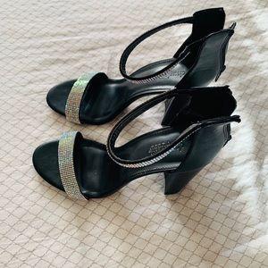 Charlotte Russe rhinestones sandal